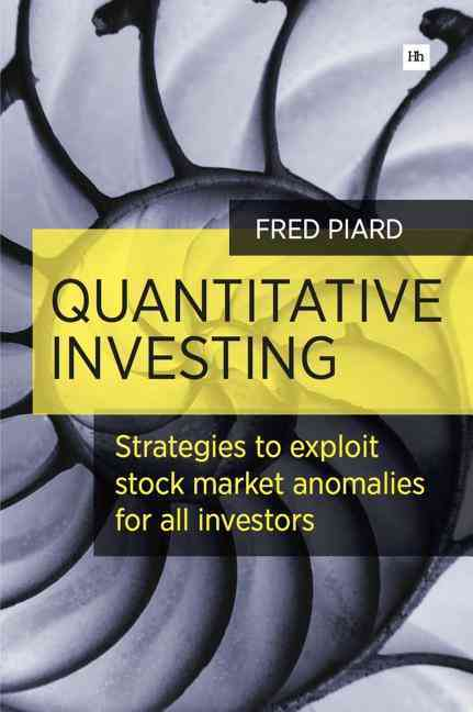 Quantitative Investing By Piard, Fred